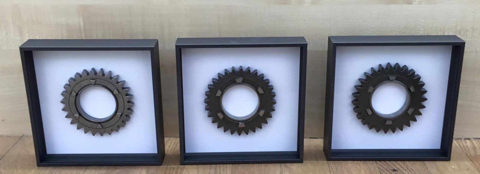 gears from a formula 1 car