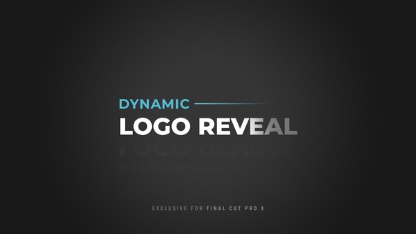Dynamic Logo Reveal