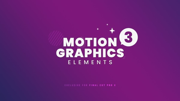 Motion Graphics Elements 3