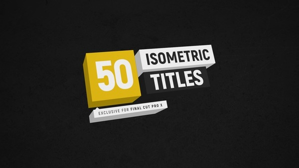 50 Isometric Titles