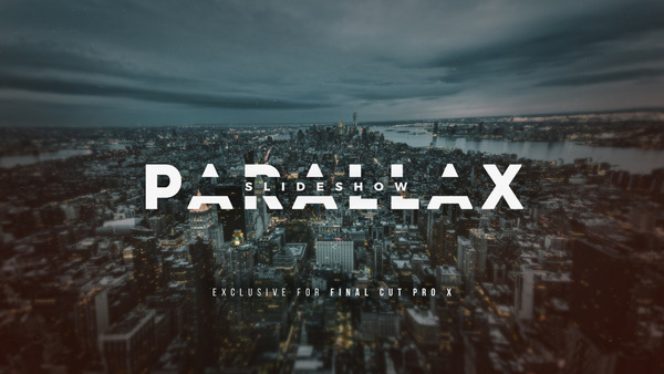 Parallax Slideshow Theme