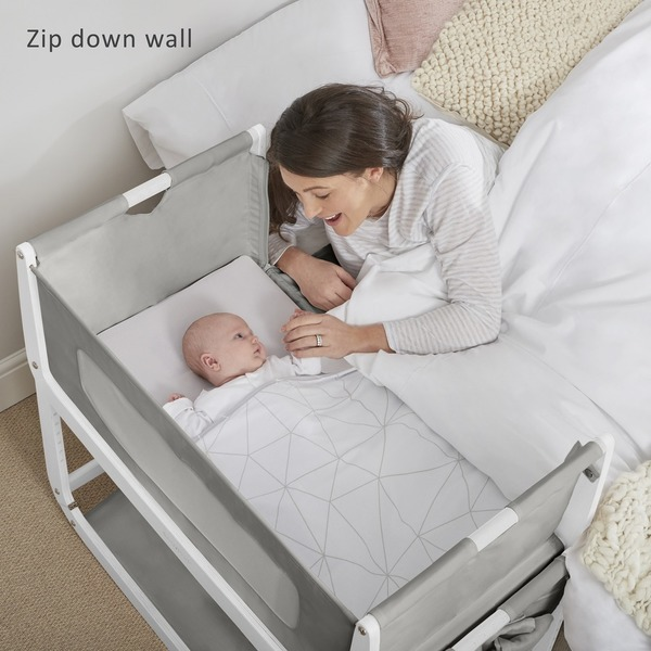 Cribs, Moses baskets and bedside cribs