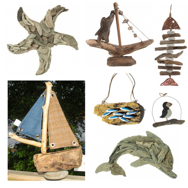 Driftwood Items