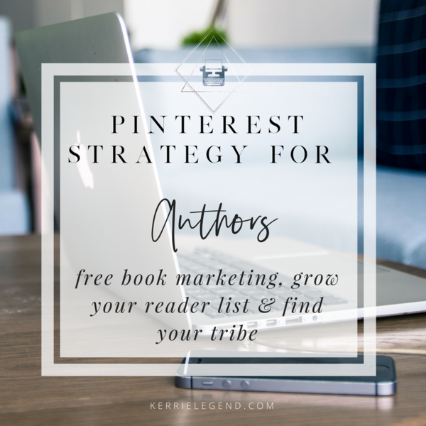 Pinterest Strategy for Authors