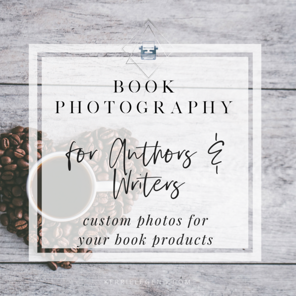 Book Photography for Authors