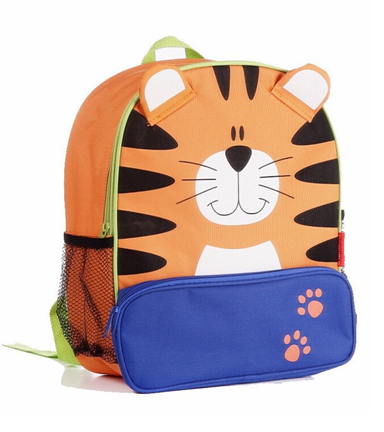 Kids Bag Animal Backpack Tiger Adorbs Nz