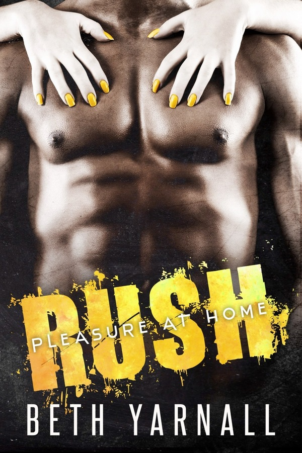 Rush autographed paperback
