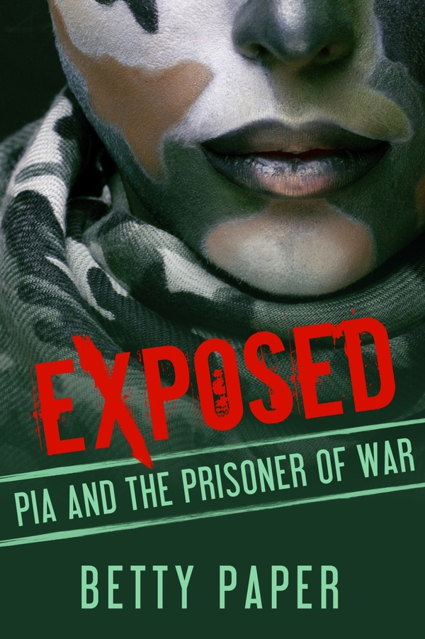 Pia and the Prisoner of War for Nook, iBooks, Google, & Kobo
