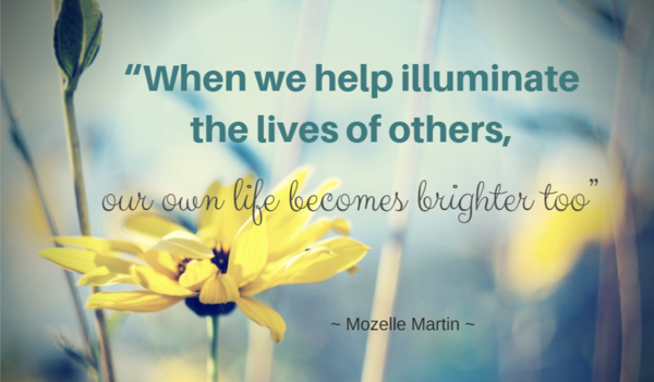 Illuminate the Lives of Others Quote