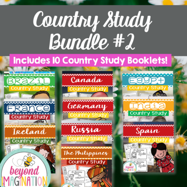 Country Study Bundle Two