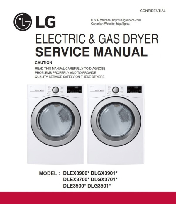 Lg dle3777w manuals.
