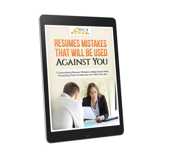 Resume Mistakes Used Against You - eBook + 4K in BONUSES