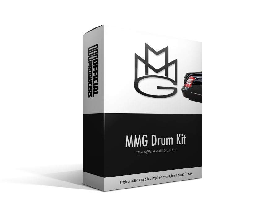 official mmg drum kit official producers