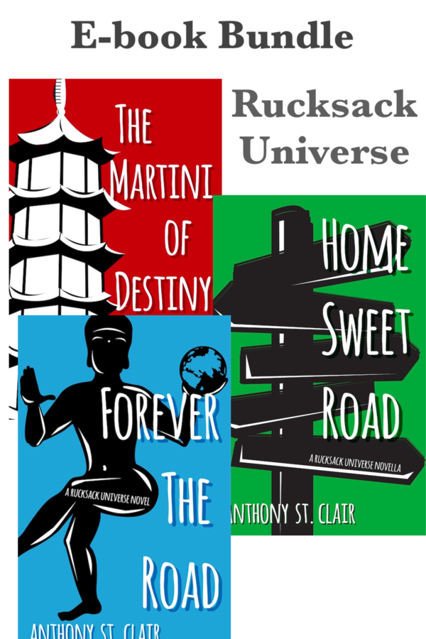 Rucksack Universe E-book Bundle
