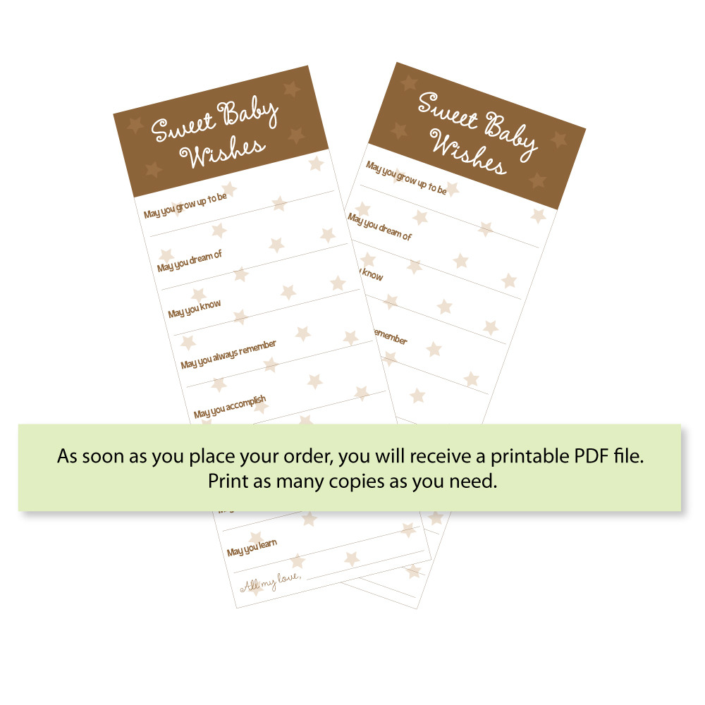 printable baby shower wishes fill in cards printitbabycom print it baby
