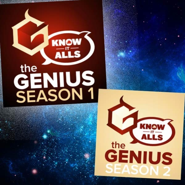 The Genius Know-It-Alls: Season 1 & 2