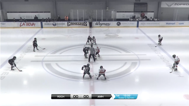 11-25-17 - Rochester Coalition @ Amherst Knights - HarborCenter Cup Video