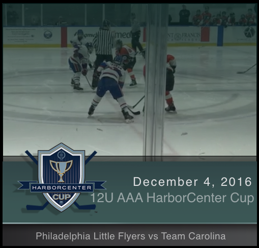 12U AAA Philadelphia Little Flyers vs Team Carolina
