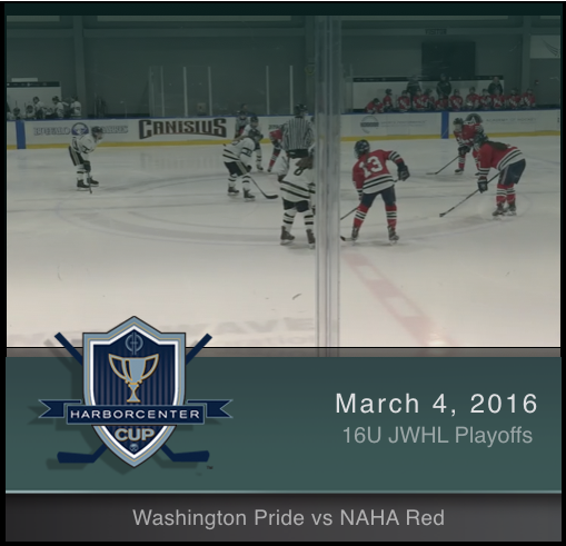 16U JWHL NAHA vs Washington