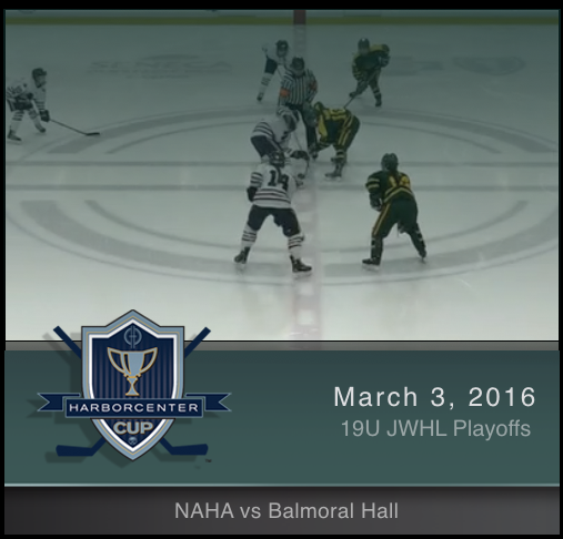 19U NAHA vs Balmoral Hall