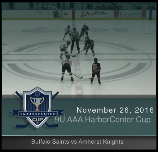 9U AAA Amherst Knights vs Buffalo Saints