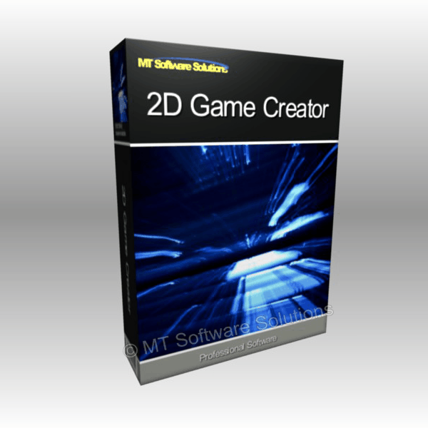 2D Game Creator - MT Software Solutions