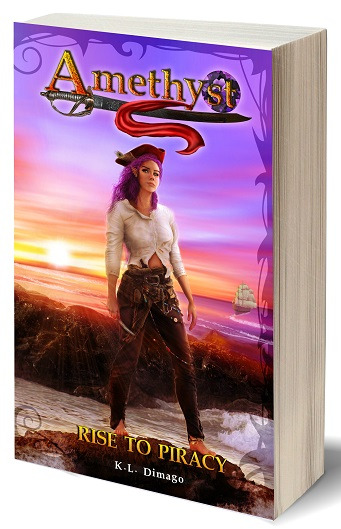 Paperback: Amethyst: Rise to Piracy
