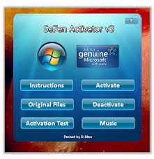 Windows 7 activator extreme edition