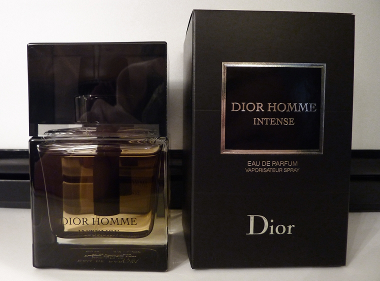Black Collar Christian Dior Homme Intense Edp Parfum For Men 100ml