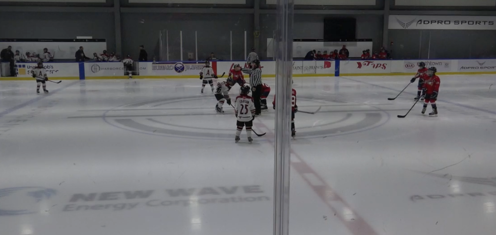9U AA - Monroe County Eagles vs Ancaster Avalanche