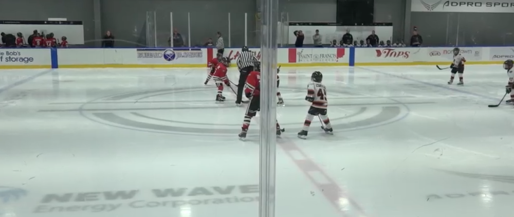 10U AA - Jimmy John's Hockey Club vs Erie Lions