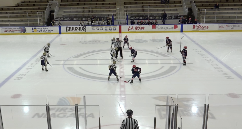 10U AAA - Buffalo Regals vs Rochester Monarchs