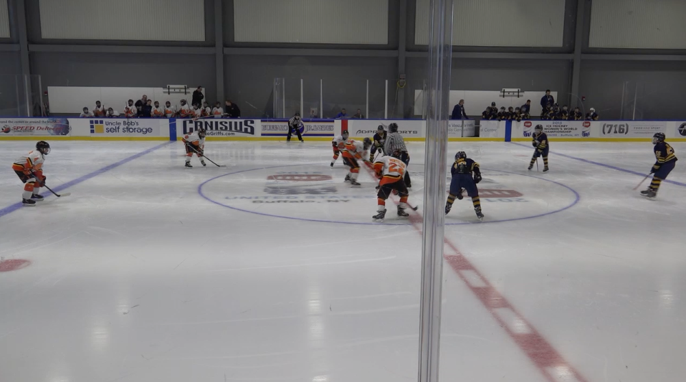 11U AAA Buffalo Jr Sabres vs Elgin Middlesex Chiefs - Semifinal