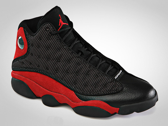 612bed967e9dec AIR JORDAN XIII (13) RETRO BRED 2013