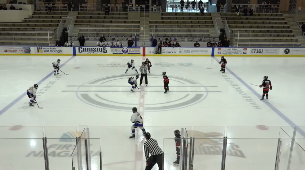 11U AAA Amherst Knights vs Southern Tier Admirals - Consolation
