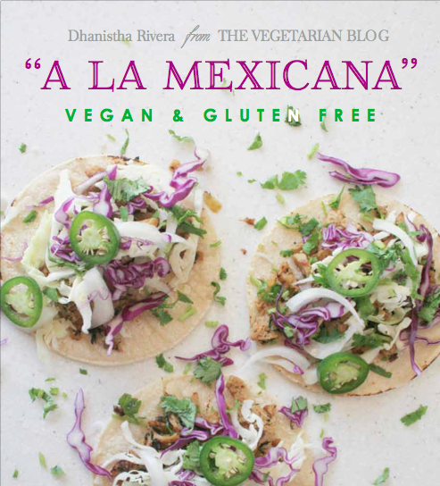 Free ebook download a la mexicana the vegetarian blog a la mexicana the vegetarian blog forumfinder Images