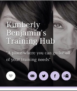 Kimberly Benjamin's Training Hub