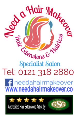 Need a Hair Makeover Hair extensions & Hairloss Salon